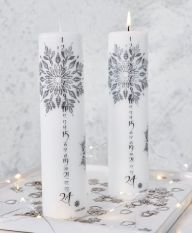 Nordic Advent Candle