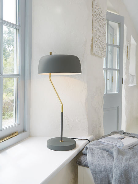 Curved Table Lamp Curve Table Lamp Nordic House
