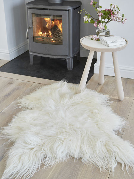 White Icelandic Sheepskin Rug Luxury Icelandic Sheepskin Rug