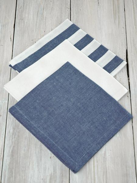 Denim Blue Napkins