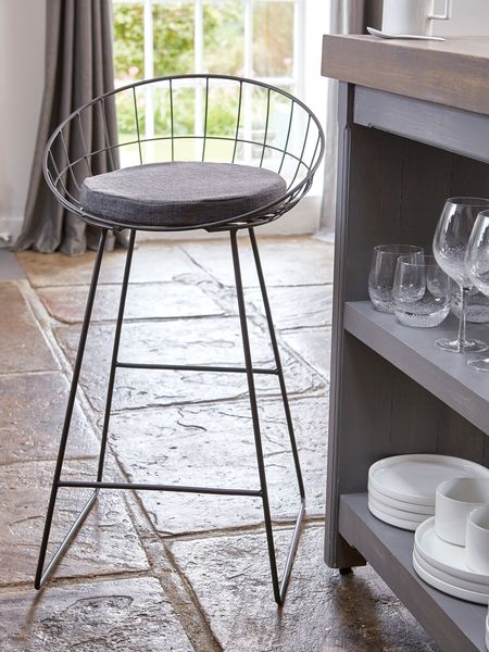 Architectural Bar Stool