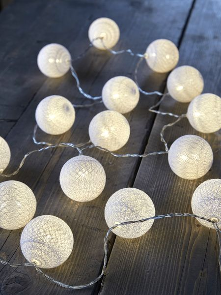 White Led String Lights Led Sting Lights Indoor