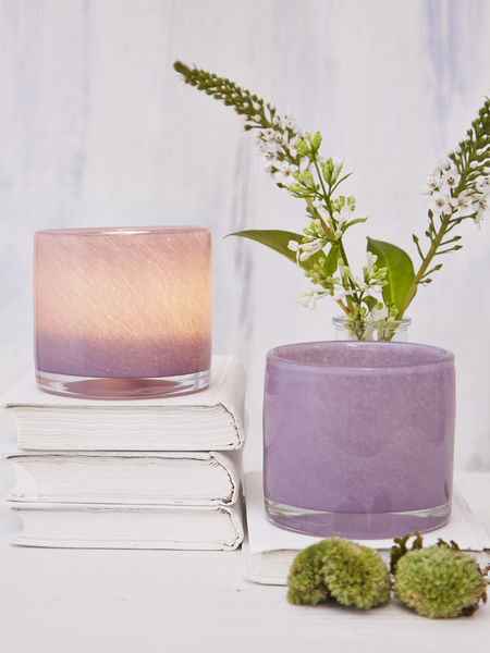 Handblown Glass Votives