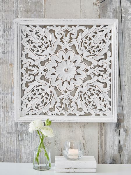 Carved wall panel design fm