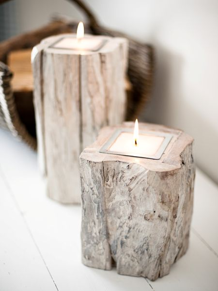 Wooden Candle Holders Nautical Candle Holders Candlesticks