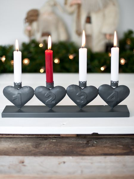 Scandi Candle Holder