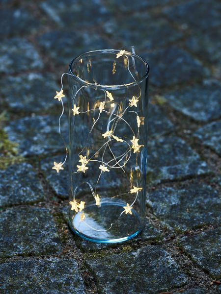 Mini Star Led String Lights Star Lights Nordic House