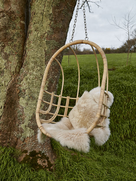 Great Rattan Hanging Chair