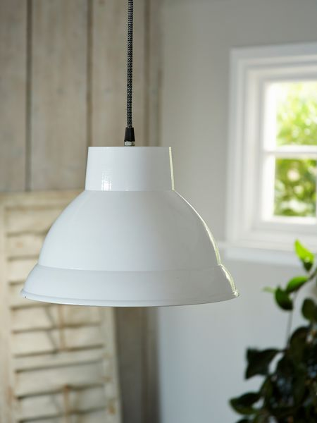 Metal Pendant Lamp White Pendant Lamp Nordic House