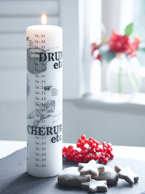 Scandi Christmas Decorations The Nordic House Blog The