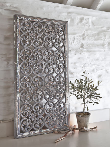 Carved Wall Panel - Design 2 GR - Nordic House