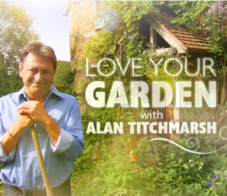 Nordic House featured on Alan Titchmarsh