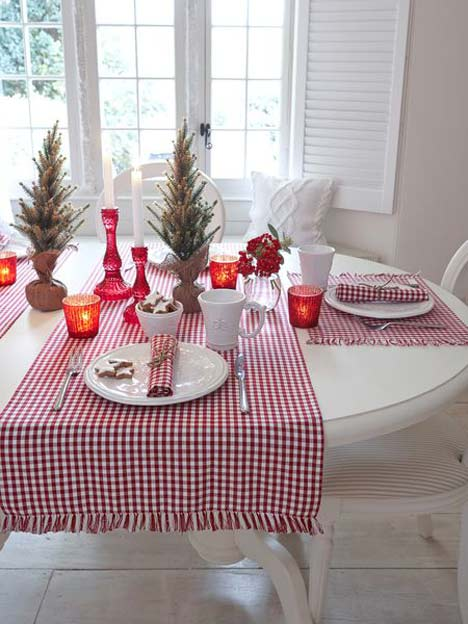 Red-gingham-table-linens_Nordic_House