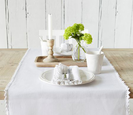 The perfect Scandi table setting