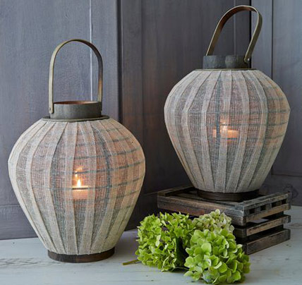 How to use lanterns