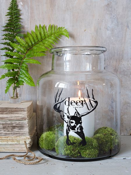 hurricane jar deer - nordic house