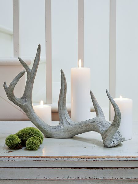 natural antler - nordic house