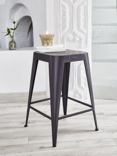 industrial bar stool - nordic house