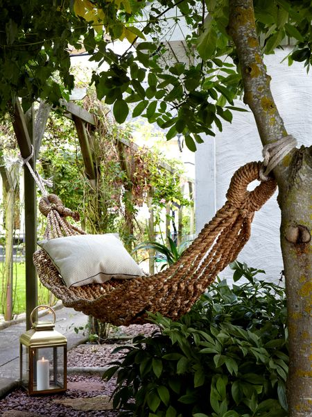 Beautiful garden accessories