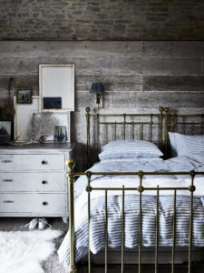 Scandi bedding