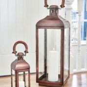 Perpetuate the light: using lanterns around your home this autumn
