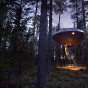 Treetop Tranquility: the Swedish Treehotel that's high above the rest