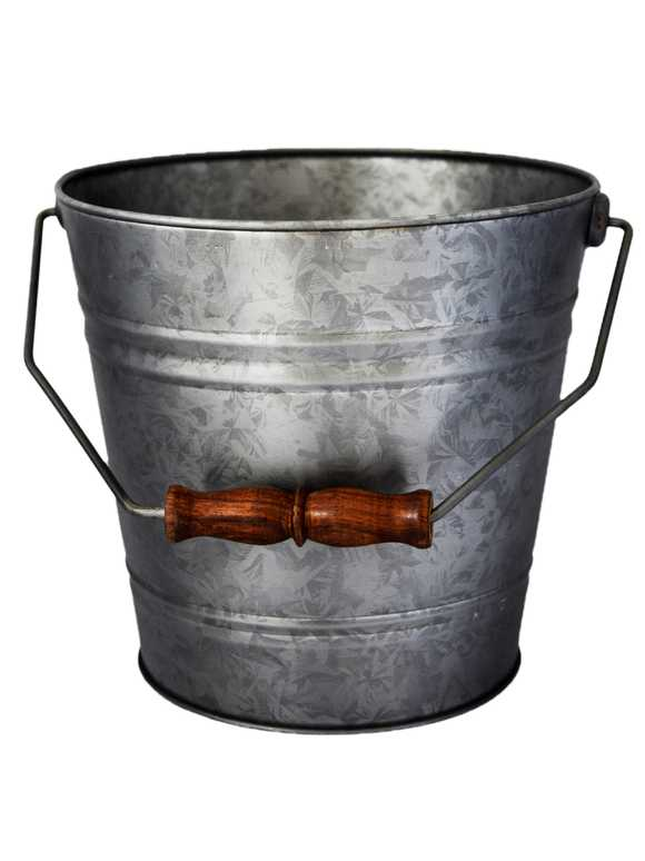 Galvanised Zinc Bucket