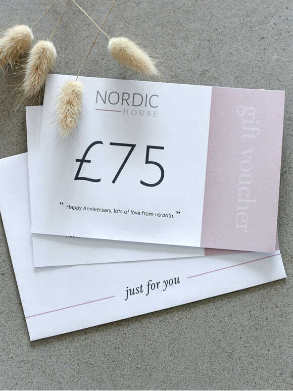 Nordic House Gift Vouchers